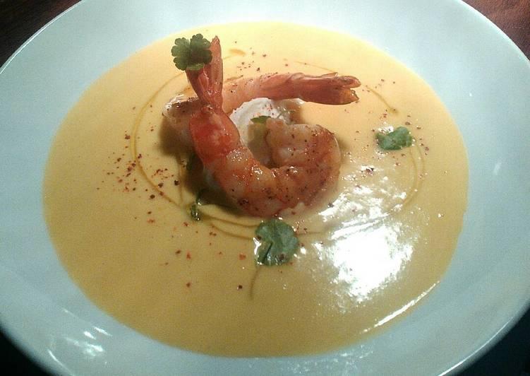 Resep Creamy Potato Soup / Sup Krim Kentang oleh Suwartono - Cookpad