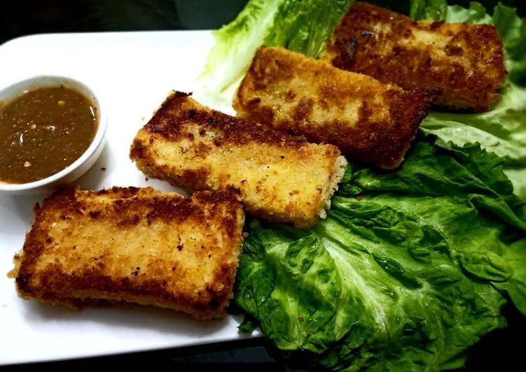 BBQ Bread Patties