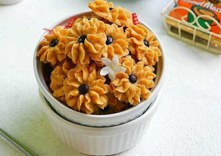 Coffee Cookies Ekonomis Tanpa Telur