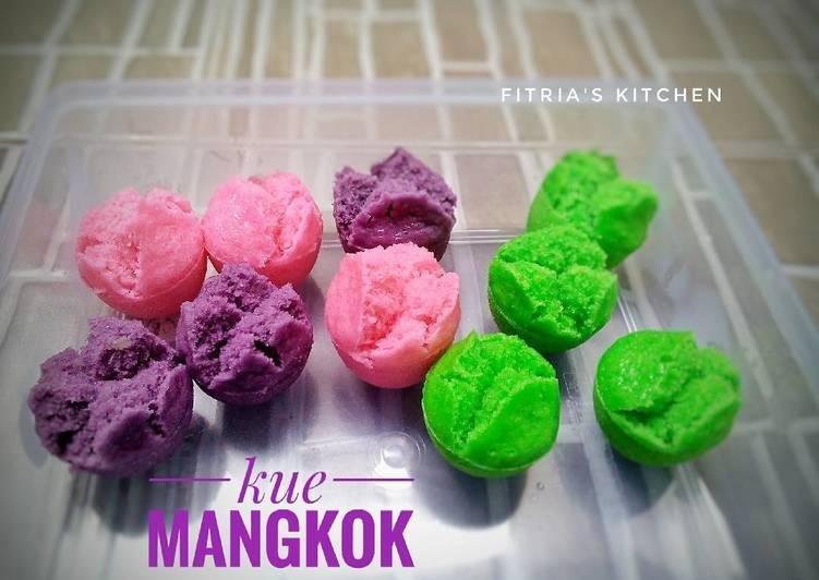 Kue Mangkok (Apem)