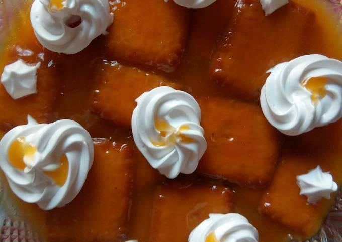 Easiest Way to Make Tasty Orange Treat
