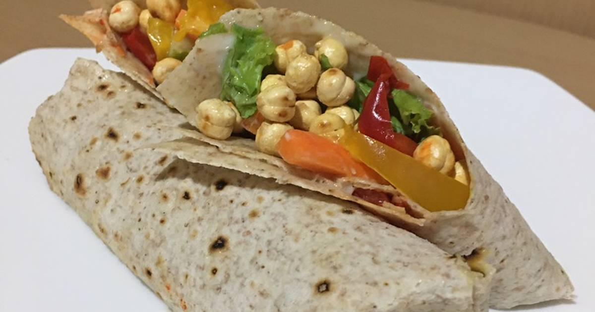 64 Resep Veggie Wrap Enak Dan Sederhana Ala Rumahan Cookpad