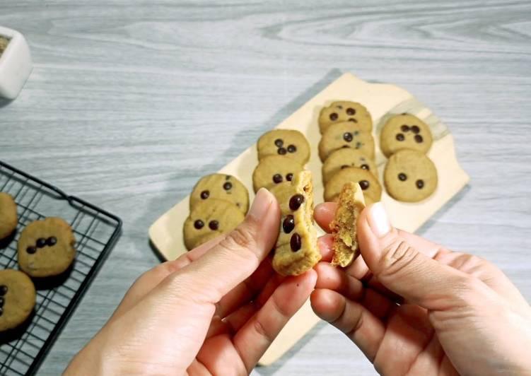 Butter cookies teflon tanpa ribet