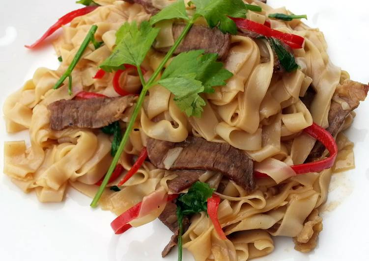 Hong Kong Beef Noodle, Quite A Lot Of You Might Not Understand This But Coconut Oil Can Have Great Health Advantages To It