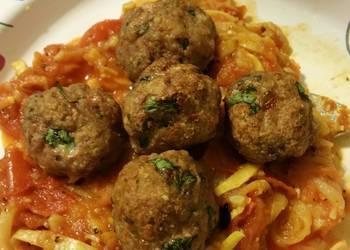 How to Recipe Delicious Healthy Turkey Meatballs