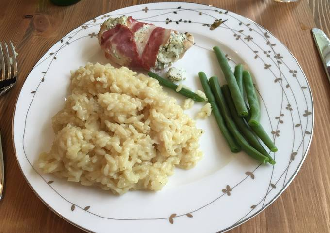 How to Make Jamie Oliver Stuffed Chicken Risotto