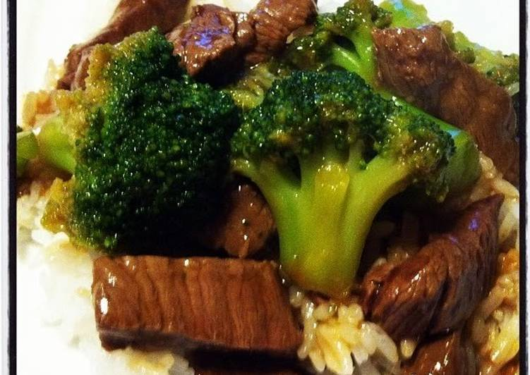 Irvixen's Venison And Broccoli