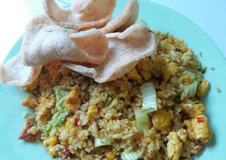 Nasi Goreng Sederhana Pedas / 5 Cara Membuat Nasi Goreng ...