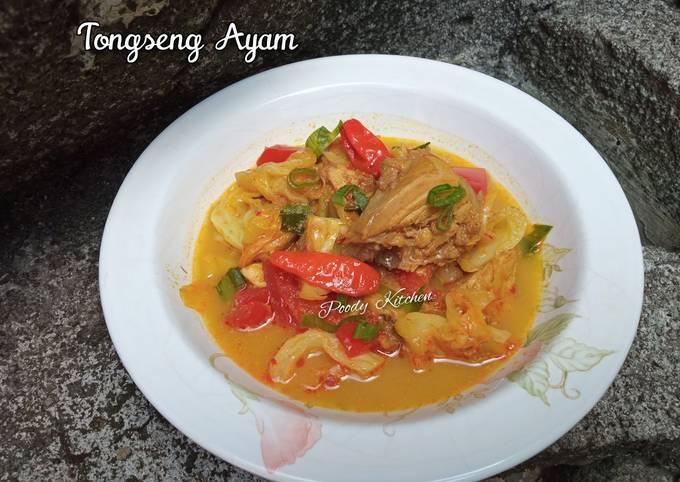 Cara memasak Tongseng Ayam yang lezat dan Mudah Dibuat