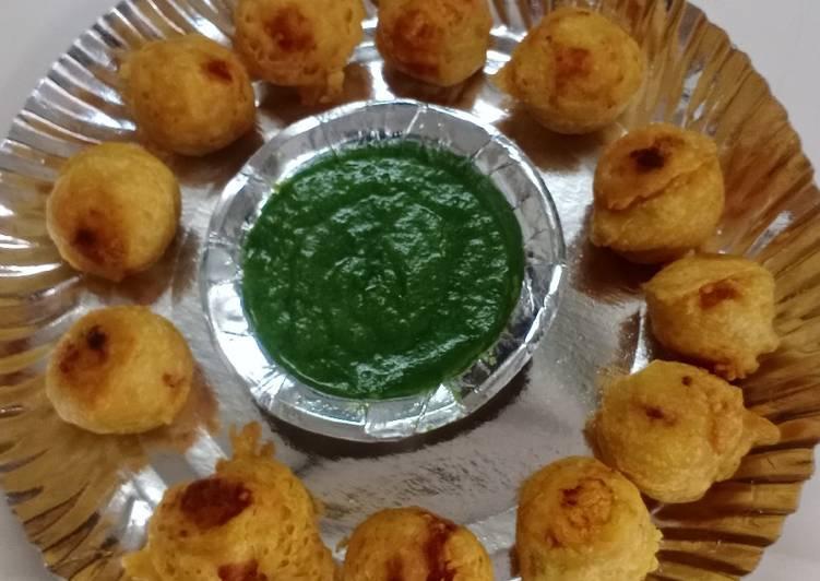 Paneer vegetable vada