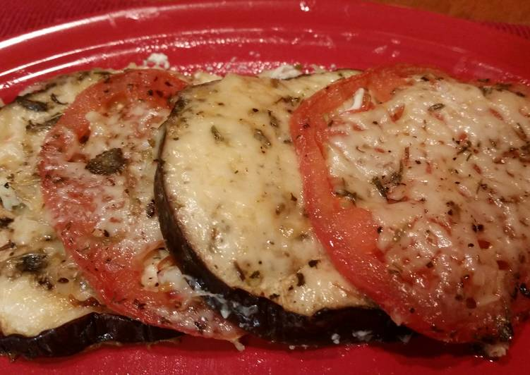 Recipe: Yummy Eggplant and Tomato Gratin
