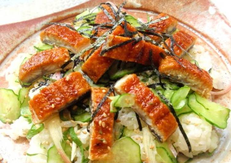 Step-by-Step Guide to Make Award-winning You Can't Stop Eating Eel Sushi