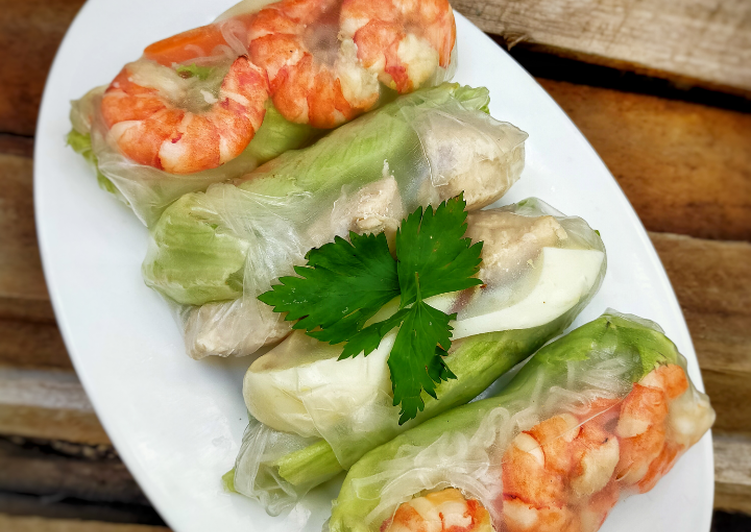 Spring roll vietnam (diet)