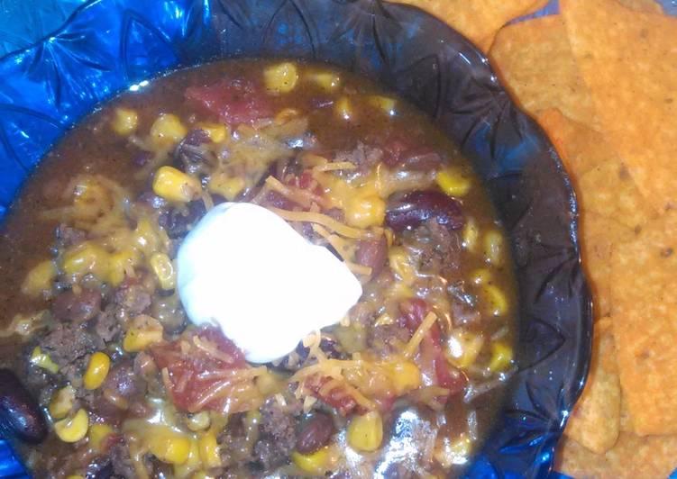 Best Taco Soup