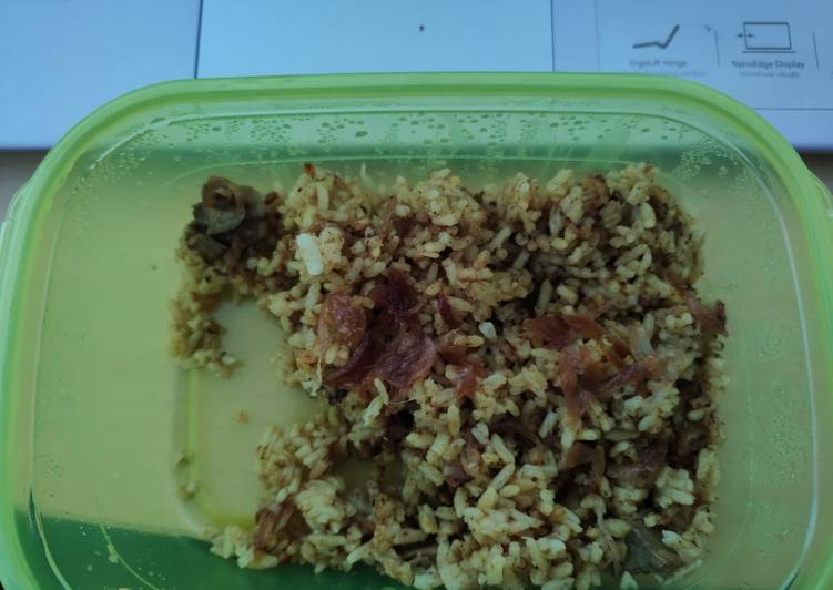 Nasi Kebuli Daging Magic Coom - cookandrecipe.com