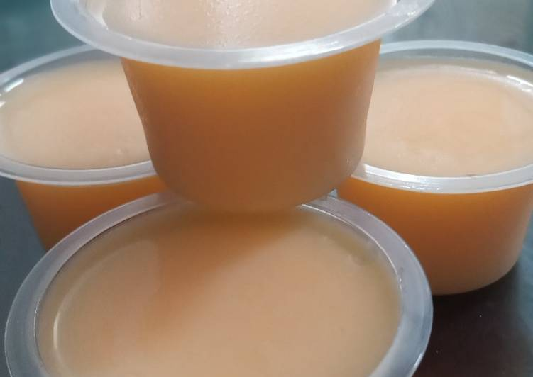 Silky Puding Nutrijell