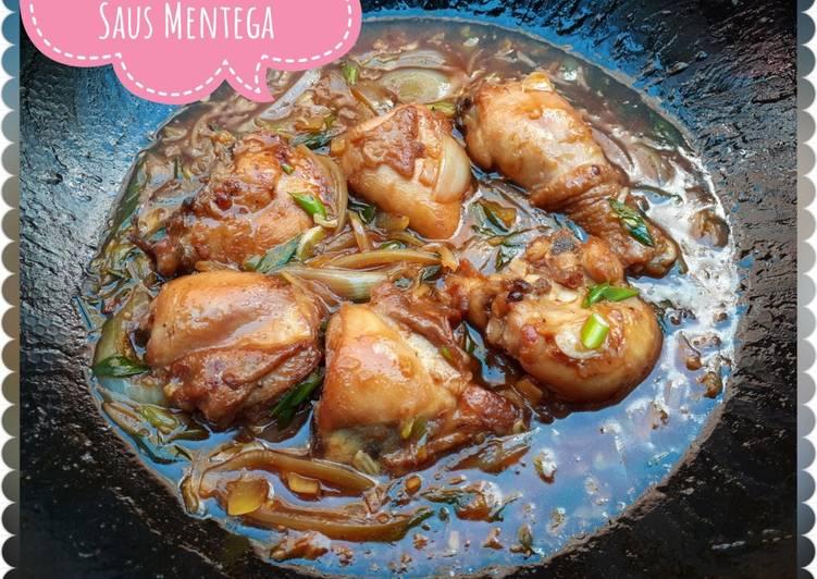 Ayam Goreng Saus Mentega