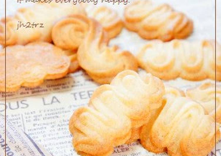 10 Minute Steps to Make Award Winning Walnut and Maple Butter Cookies