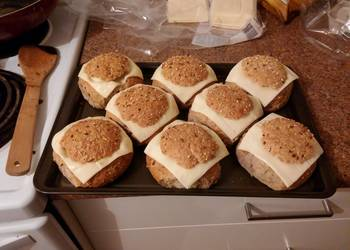 Easiest Way to Recipe Appetizing Meat Bunkers