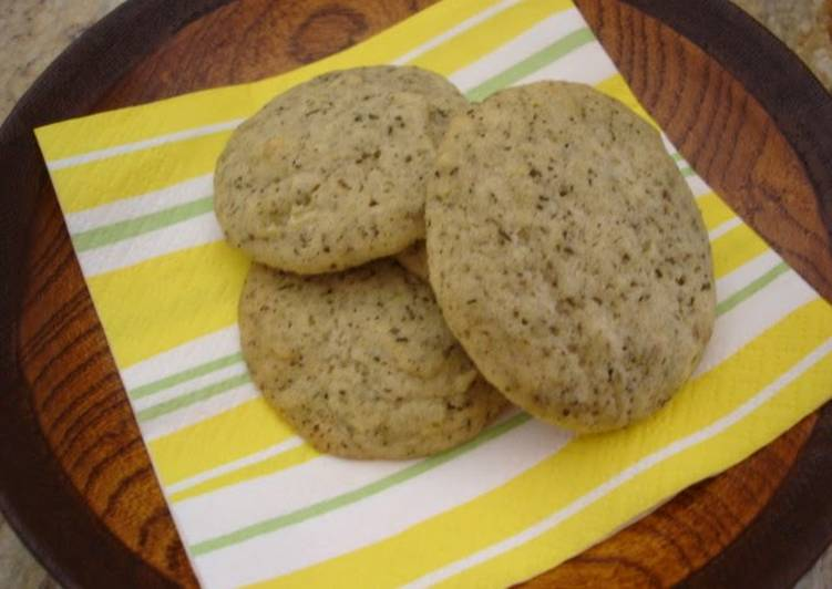 Steps to Make Super Quick Homemade Barley Tea Cookies