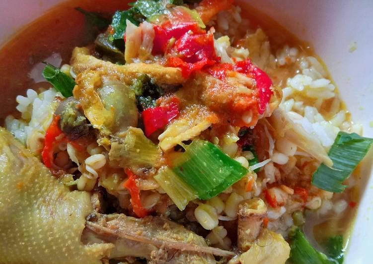Cara Mudah Memasak Soto Ayam Bening Anti Gagal