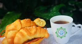Hình ảnh món Japanese Shio Pan (Bánh mỳ mặn)
