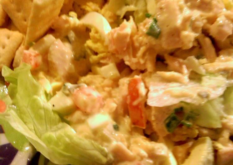sunshines chicken salad
