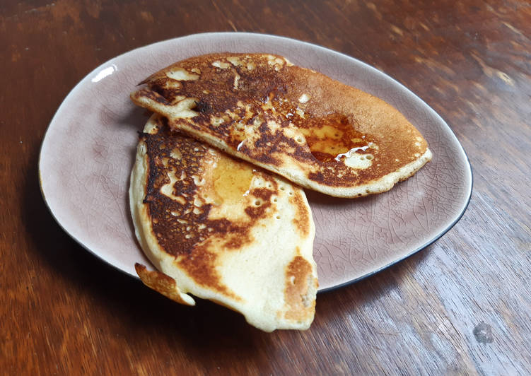 How to Prepare Yummy Pancakes