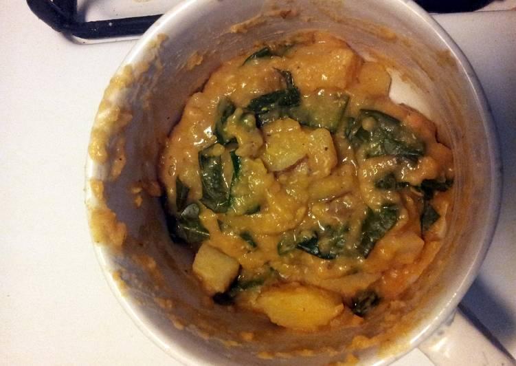 Lentil Chowder