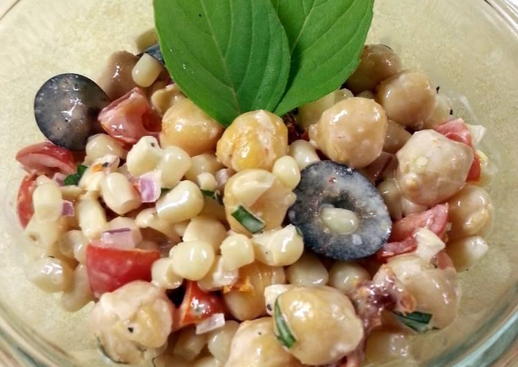 Recipe: Yummy Summer Corn Salad