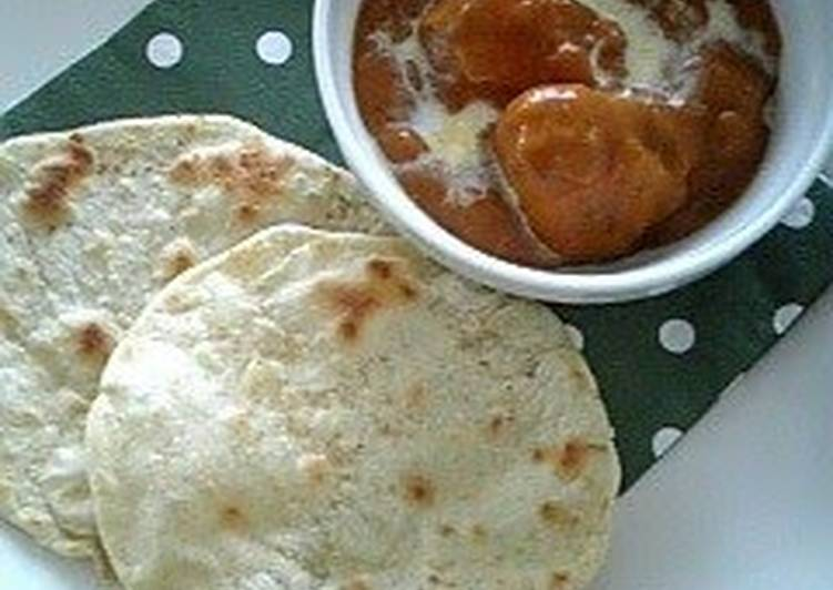 Simple Way to Make Speedy A Butter Chicken-style Dish made with Stew and Curry Roux