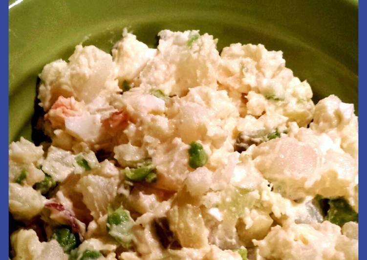 Olivier Salad (aka Russian Potato Salad)