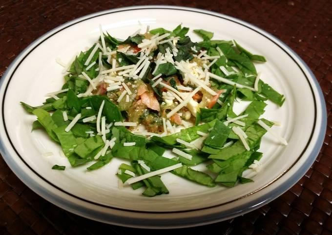 Feta, Smoked Salmon, Sun Dried Tomato and Cucumber Salad