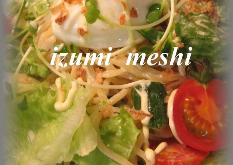Easiest Way to Prepare Homemade Easy Homemade From Hokkaido Ramen Salad