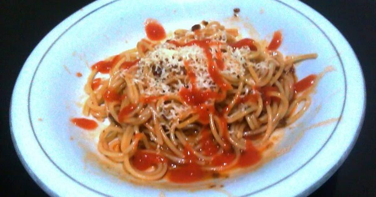 Spaghetti Bolognese Cheddar