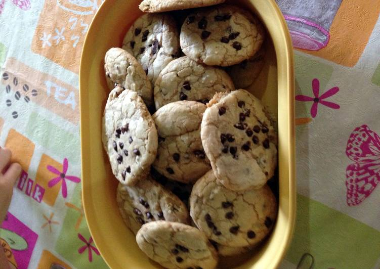 Recipe: Tasty Chocolate Chip Cookie
