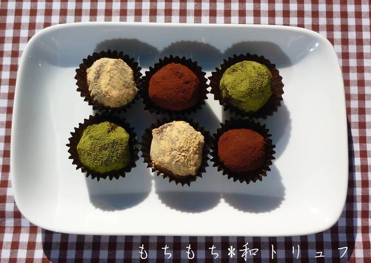 Dining 14 Superfoods Is A Great Way To Go Green For Better Health Slightly Chewy Japanese Style Truffles