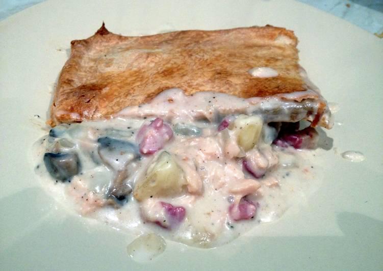 Recipe of Most Popular Chicken pie