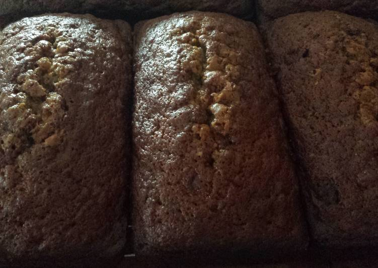 Recipe: Delicious Banana bread