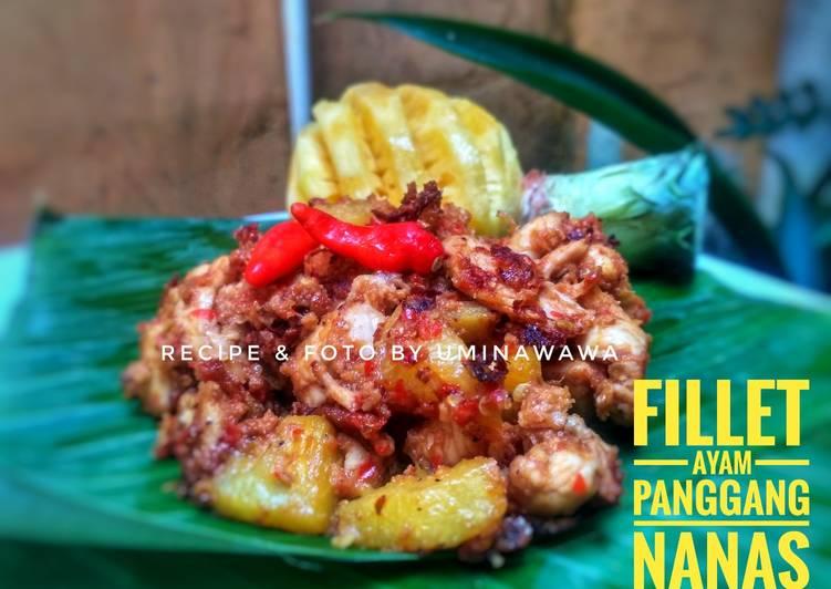 Fillet ayam panggang nanas - cookandrecipe.com