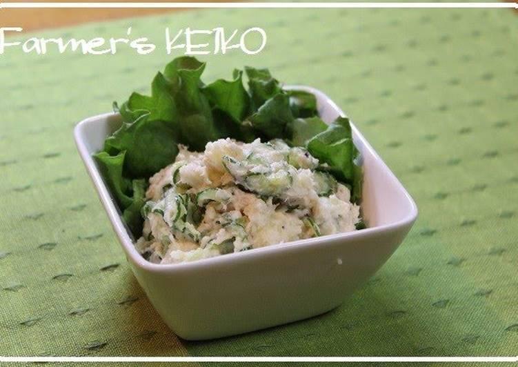 [Farmer's Recipe] Tuna and Potato Salad