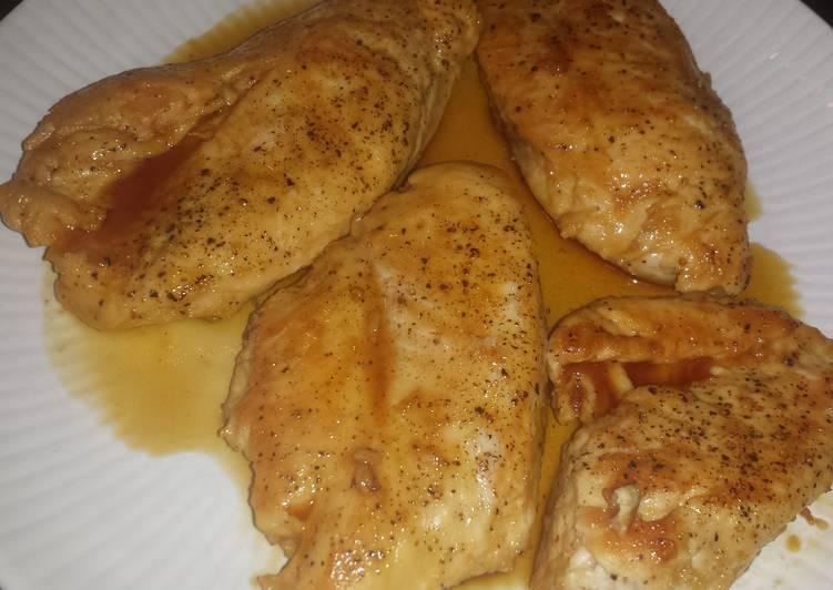 Sweet tart chicken
