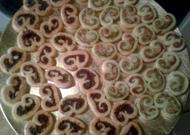Simple Way to Prepare Perfect Mini Palmiers
