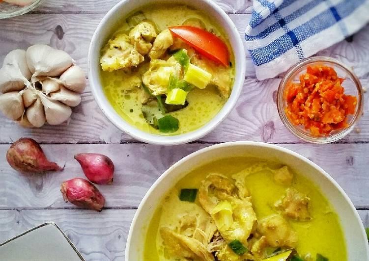 Cara membuat: Soto Ayam