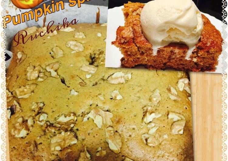 Easiest Way to Prepare Delicious Pumpkin Spice Cake