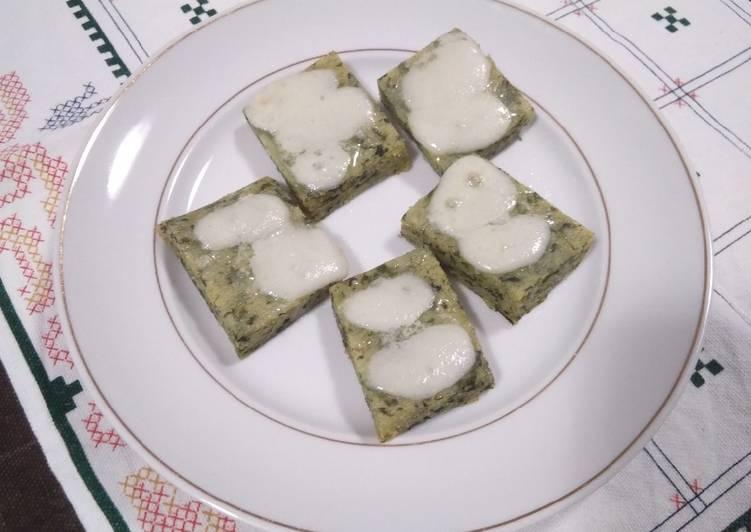 Recipe: Delicious Polenta con le rape gratinata