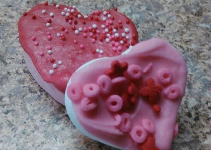 Steps to Prepare Speedy DIY Valentine's Day Treats