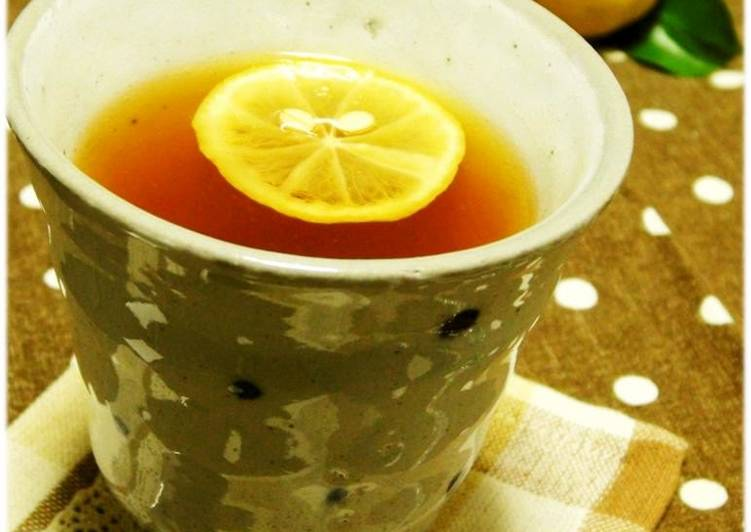 Whole Yuzu Tea - Laurie G Edwards