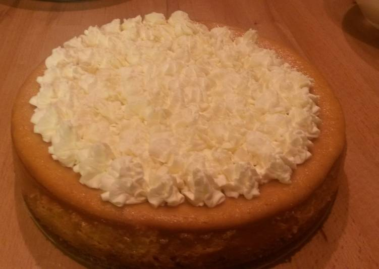 Robin's Pumpkin Cheesecake