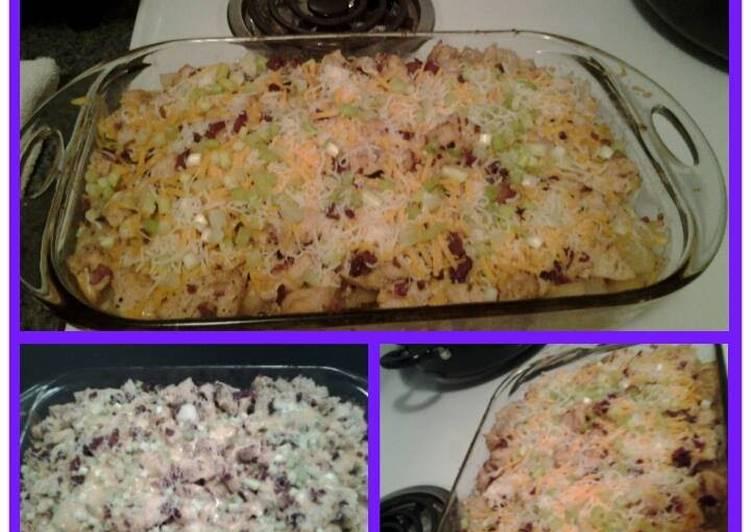 Recipe: Delicious Loaded Baked Potato Casserole